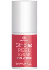 Alessandro Striplac Peel or Soak - Vegan Nagellack 8 ml Nr. 125 - Be My Lover