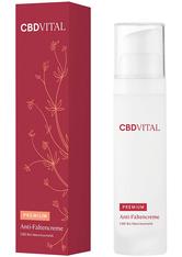 CBD VITAL Premium Fnti-Faltencreme Gesichtscreme 50 ml
