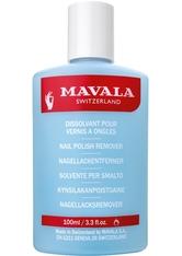 Mavala Milder Nagellackentferner 100 ml, transparent