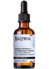 Bullfrog All-in-One Beard Oil Secret Potion N.1 50 ml Bartöl