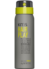 KMS - KMS Hairplay Playable Texture 75 ml - HAARSPRAY & HAARLACK