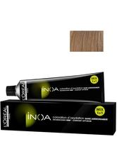 L'Oreal Professionnel Haarfarben & Tönungen Inoa Inoa Haarfarbe 9.13 Sehr Helles Blond Asch Gold 60 ml