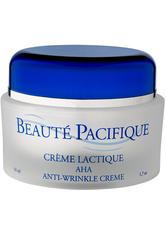 BEAUTÉ PACIFIQUE - Beauté Pacifique Gesichtspflege Tagespflege AHA Anti-Wrinkle Creme 50 ml - Tagespflege