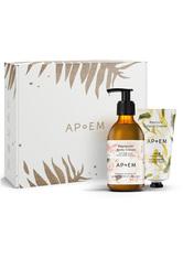 APOEM - Apoem Produkte Geschenkset - Restore Hand Cream + Replenish Body Cream Geschenkset 1.0 st - Körperpflegesets