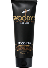 Woody's Herrenpflege Styling Brickhead Firm Holding Gel 118 ml