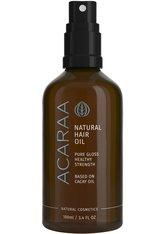 ACARAA NATURKOSMETIK - ACARAA Hair Oil 100 ml - HAARÖL