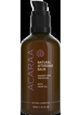 ACARAA NATURKOSMETIK - ACARAA Aftershave Balm 100 ml - AFTERSHAVE
