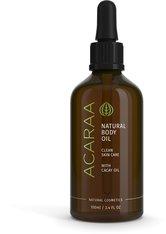 ACARAA NATURKOSMETIK - ACARAA Body Oil 100 ml - KÖRPERCREME & ÖLE