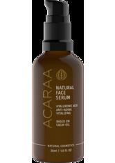 ACARAA NATURKOSMETIK - ACARAA Face Serum 30 ml - SERUM