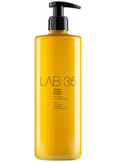 Kallos Cosmetics - Haarshampoo - LAB35 Shampoo for Volume & Gloss with Collagen - 500ml