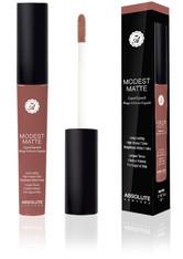 Absolute New York - Flüssiger Lippenstift - Modest Matte Liquid Lipstick - Satin Lip