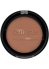 CATRICE - Catrice - Highlighter - The Dewy Routine - The Dewy Powder C02 - Bronze - HIGHLIGHTER