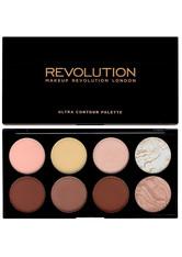 MAKEUP REVOLUTION - Makeup Revolution - Konturpalette - Ultra Contour - CONTOURING & BRONZING