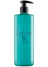 Kallos Cosmetics - Haarshampoo - LAB35 Shampoo Sulfate-free with Argan Oil - 500ml