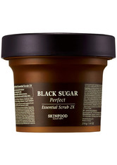 SKINFOOD Black Sugar Perfect Essential Scrub2 Körperpeeling  210 g