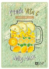 SNP - Gesichtsmaske - Fresh Vita C Jelly Mask