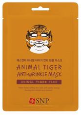 SNP Animal Tiger Anti-Wrinkle Mask Tuchmaske 1 Stk