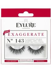 EYLURE - Eylure - Falsche Wimpern - Exaggerate - No.143 - FALSCHE WIMPERN & WIMPERNKLEBER