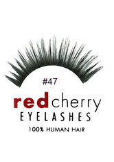 RED CHERRY - Red Cherry - Falsche Wimpern Nr. 47 Harper - Echthaar - FALSCHE WIMPERN & WIMPERNKLEBER
