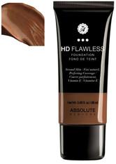 Absolute New York Make-up Teint HD Flawless Foundation AHDF10 Sienna 28 ml