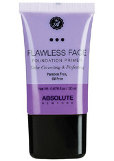 Absolute New York Make-up Teint Flawless Face Foundation Primer Lavender 20 ml