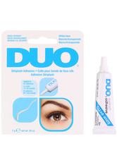 DUO - Wimpernkleber für Wimpernbänder - Eyelash Adhesive - 7g - Transparent - DUO