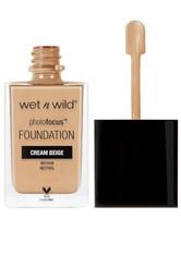 wet n wild - Foundation - Photofocus Foundation - Cream Beige - 369C