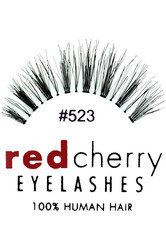 Red Cherry - Falsche Wimpern Nr. 523 Sage - Echthaar - RED CHERRY
