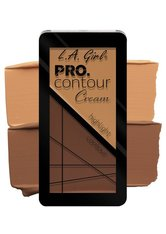 L.A. GIRL - PRO. Contour Cream Highlight And Contour Duo    GCC635 Natural - CONTOURING & BRONZING