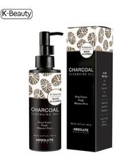 Absolute New York - Hautreinigung - Cleansing Oil - Charcoal