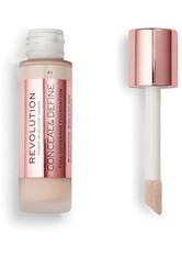 MAKEUP REVOLUTION - Makeup Revolution - Foundation - Conceal & Define Foundation F1 - FOUNDATION