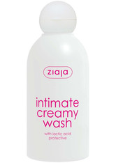 Ziaja - Intimpflege - Intimate Creamy Wash - Protective with Lactic Acid - 200ml - ZIAJA