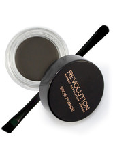 MAKEUP REVOLUTION - Makeup Revolution - Augenbrauengel - Brow Pomade - Graphite - AUGENBRAUEN