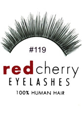 RED CHERRY - Red Cherry - Falsche Wimpern Nr. 119 Hunter - Echthaar - FALSCHE WIMPERN & WIMPERNKLEBER