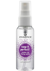 essence - Fixierspray - keep it perfect! make-up fixing spray - ESSENCE