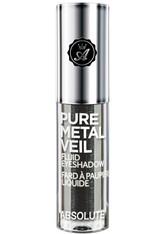 Absolute New York Make-up Augen Pure Metal Veil AMV10 Gunmetal 1 Stk.