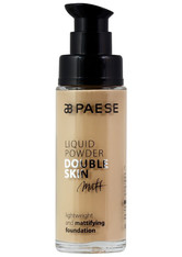 PAESE - PAESE Liquid Powder Double Skin Matt Flüssige Foundation  30 ml Nr. 30m - Foundation