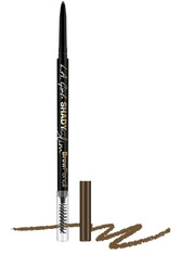 L.A. GIRL - Shady Slim Brow Pencil   Warm Brown - AUGENBRAUEN