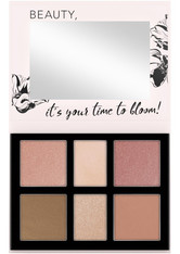 CATRICE - Catrice - Makeuppalette - Romantic Gardens Everyday Face And Cheek Palette - LIDSCHATTEN