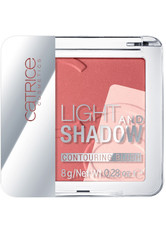 Catrice - Rouge - Light And Shadow Contouring Blush 030 - Rose Propose - CATRICE