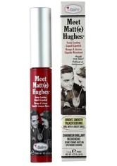 THE BALM - The Balm - Flüssiger Lippenstift - Meet Matte Hughes - Devoted - LIPPENSTIFT