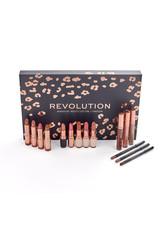MAKEUP REVOLUTION - Revolution - Geschenkset - Lip Revolution Nudes - Geschenke für Sie
