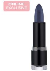 Catrice - Lippenstift - online exclusives - Ultimate Matt Lipstick - 280 Shape Of Dark Night Blue