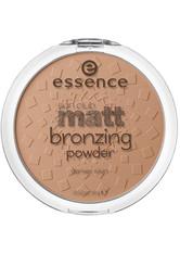 ESSENCE - essence -  Bronzer - sun club matt bronzing powder - 02 sunny - CONTOURING & BRONZING