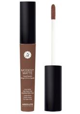 Absolute New York - Flüssiger Lippenstift - Modest Matte Liquid Lipstick - Veiled