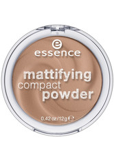 Essence Teint Puder & Rouge Mattifying Compact Powder Nr. 40 Toast 12 g
