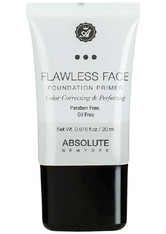 Absolute New York Make-up Teint Flawless Face Foundation Primer Clear 20 ml