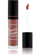 Jordana - Flüssiger Lippenstift - Sweet Cream Matte Lip Color - Cinnamon Toast - JORDANA