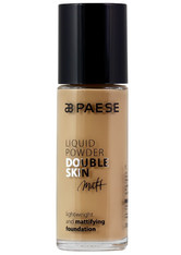 PAESE - PAESE Liquid Powder Double Skin Matt Flüssige Foundation  30 ml Nr. 40m - Foundation