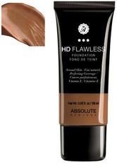 Absolute New York Make-up Teint HD Flawless Foundation AHDF08 Coffee 28 ml